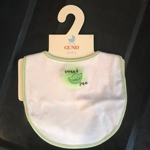 Other - Sweet pea baby bib
